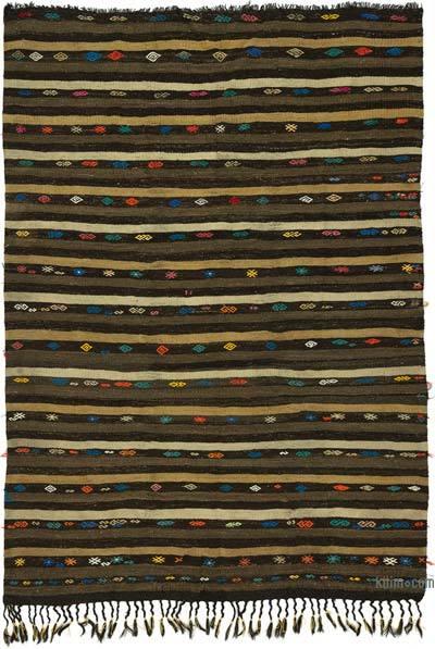 Alfombra Vintage Anatolian Kilim