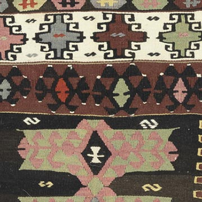 Vintage Karakecili Kilimi - 164 cm x 260 cm - K0054068