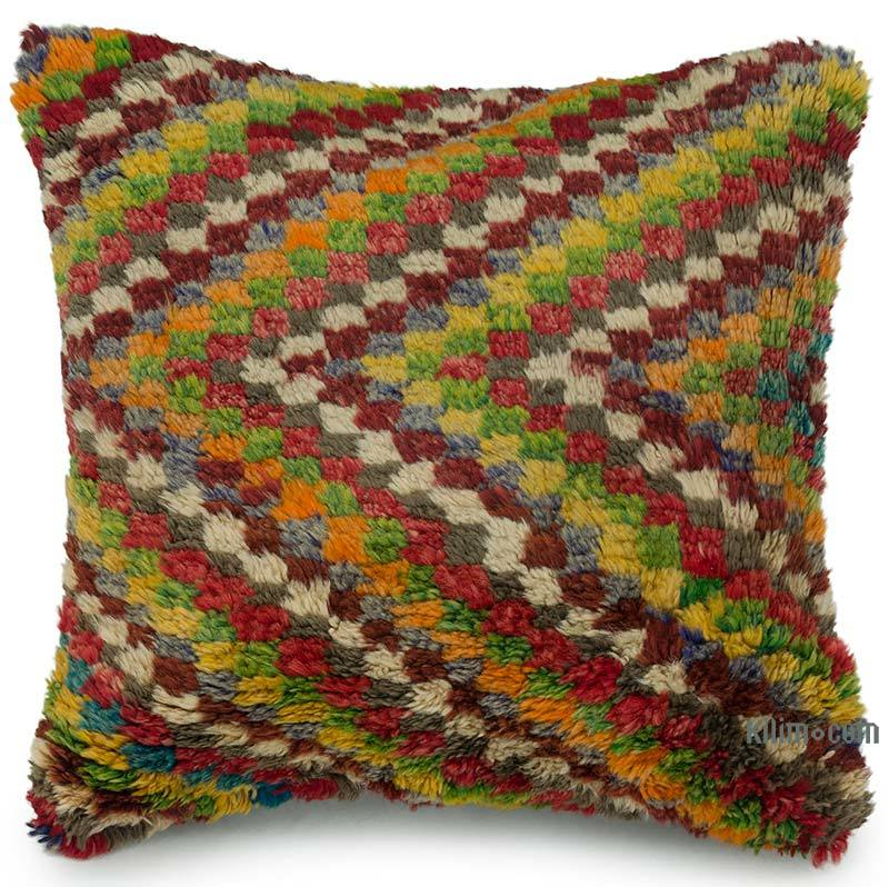 """Turkish Pillow Cover - 1' 8"""" x 1' 8"""" (20 in. x 20 in.) - K0054152"""