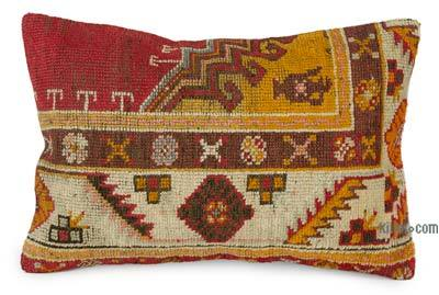 """Turkish Pillow Cover - 2'  x 1' 4"""" (24 in. x 16 in.)"""