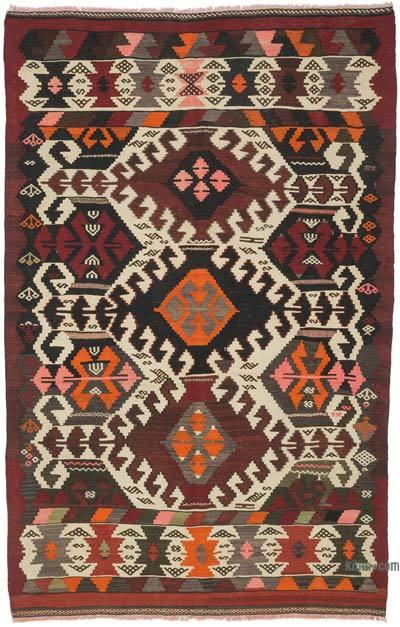 Alfombra Vintage Karakecili Kilim