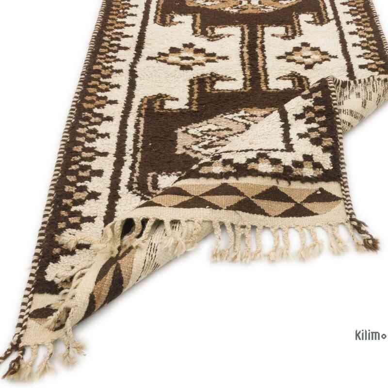 Alfombra Turca Vintage de pasillo - 103 cm x 360 cm - K0054601