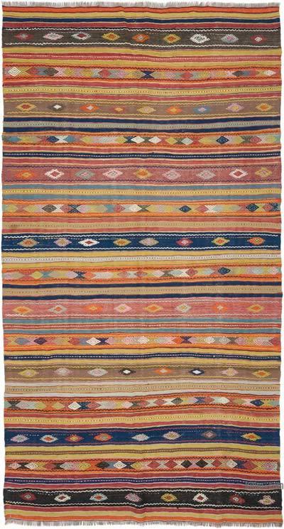 Sivas Kilim Vintage - 176 cm x 330 cm