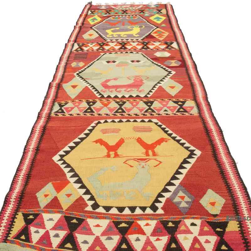Artvin Kilim Yolluk - 102 cm x 345 cm - K0054823