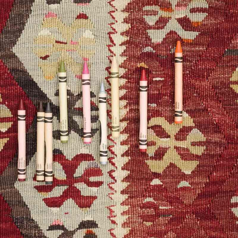 Eşme Kilimi - 165 cm x 225 cm - K0054838