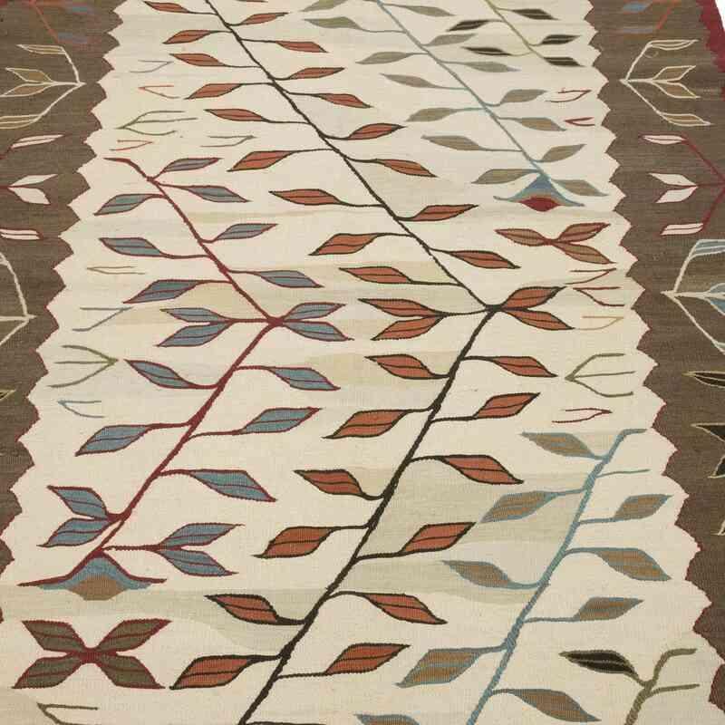 Yeni Kök Boya El Dokuma Kilim - 118 cm x 174 cm - K0056008