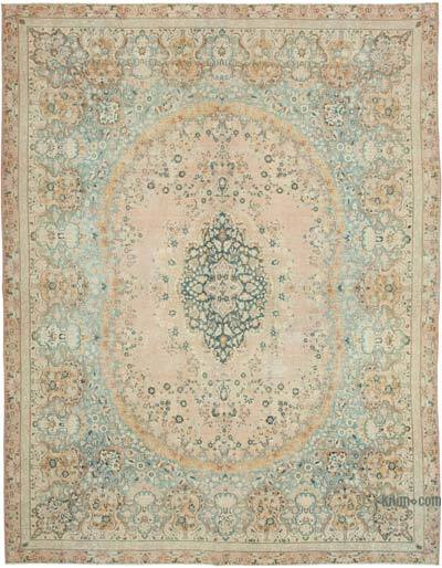 """Vintage Hand-Knotted Oriental Rug - 9' 11"""" x 12' 6"""" (119 in. x 150 in.)"""