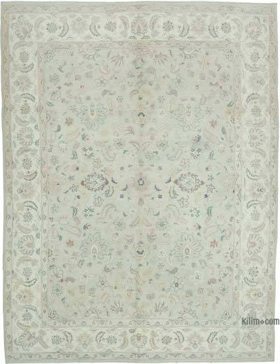 """Vintage Hand-Knotted Oriental Rug - 8' 10"""" x 11' 6"""" (106 in. x 138 in.)"""