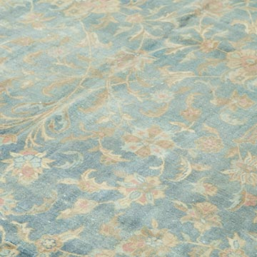 """Vintage Hand-Knotted Oriental Rug - 8' 11"""" x 13' 5"""" (107 in. x 161 in.) - K0056261"""