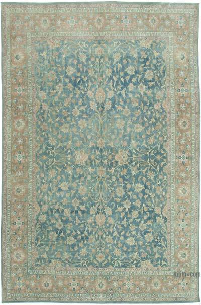 """Vintage Hand-Knotted Oriental Rug - 8' 11"""" x 13' 5"""" (107 in. x 161 in.)"""