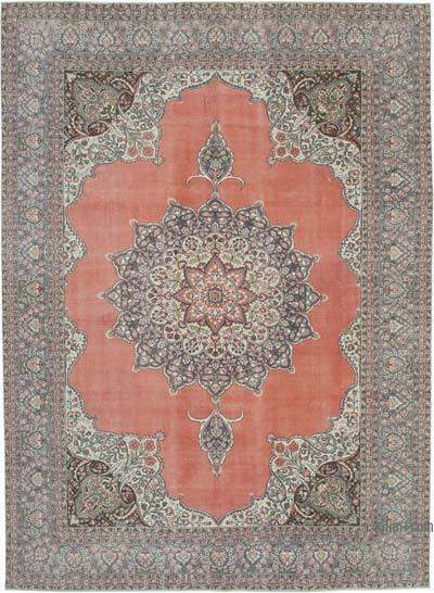 """Vintage Hand-Knotted Oriental Rug - 8' 8"""" x 11' 10"""" (104 in. x 142 in.)"""