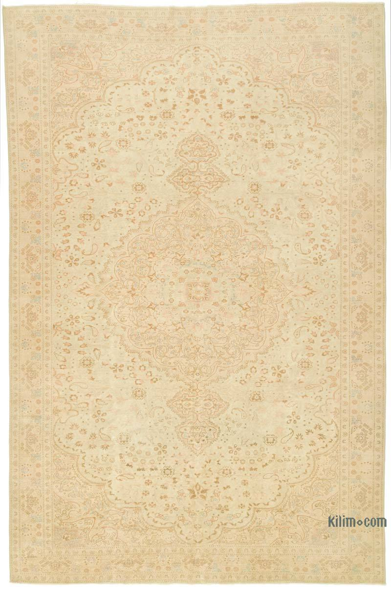 """Vintage Hand-Knotted Oriental Rug - 8'  x 12' 3"""" (96 in. x 147 in.) - K0056268"""