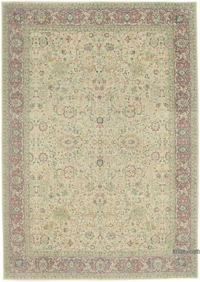 """Vintage Hand-Knotted Oriental Rug - 8'  x 11' 6"""" (96 in. x 138 in.)"""