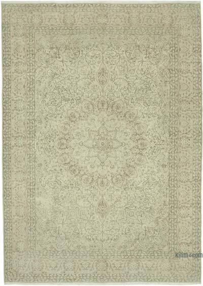 """Vintage Hand-Knotted Oriental Rug - 8' 6"""" x 11' 11"""" (102 in. x 143 in.)"""