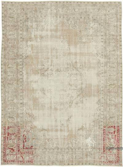 """Vintage Hand-Knotted Oriental Rug - 8'  x 10' 11"""" (96 in. x 131 in.)"""