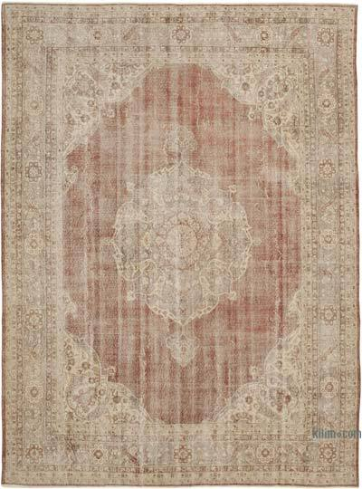 """Vintage Hand-Knotted Oriental Rug - 9' 6"""" x 13' 1"""" (114 in. x 157 in.)"""