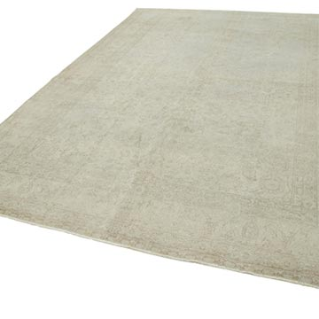 """Vintage Hand-Knotted Oriental Rug - 8' 11"""" x 12' 8"""" (107 in. x 152 in.) - K0056310"""