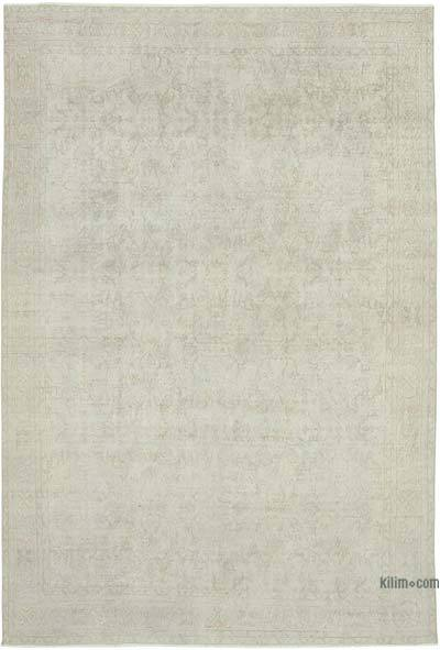 """Vintage Hand-Knotted Oriental Rug - 7' 9"""" x 11' 7"""" (93 in. x 139 in.)"""