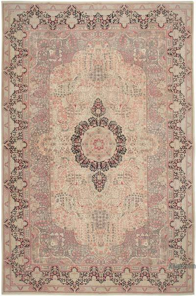 """Vintage Hand-Knotted Oriental Rug - 11' 7"""" x 17' 5"""" (139 in. x 209 in.)"""