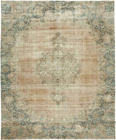"""Vintage Hand-Knotted Oriental Rug - 11' 7"""" x 14' 1"""" (139 in. x 169 in.)"""
