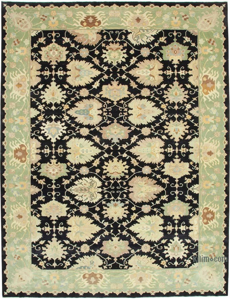 Yeni El Dokuma Uşak Halısı - 308 cm x 413 cm - K0056684