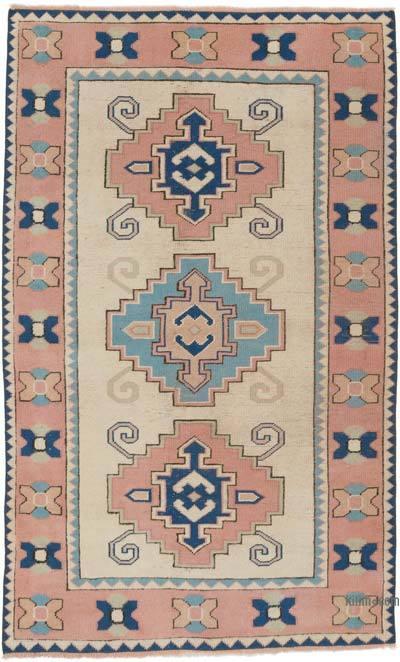 Alfombra Turca Vintage - 121 cm x 196 cm