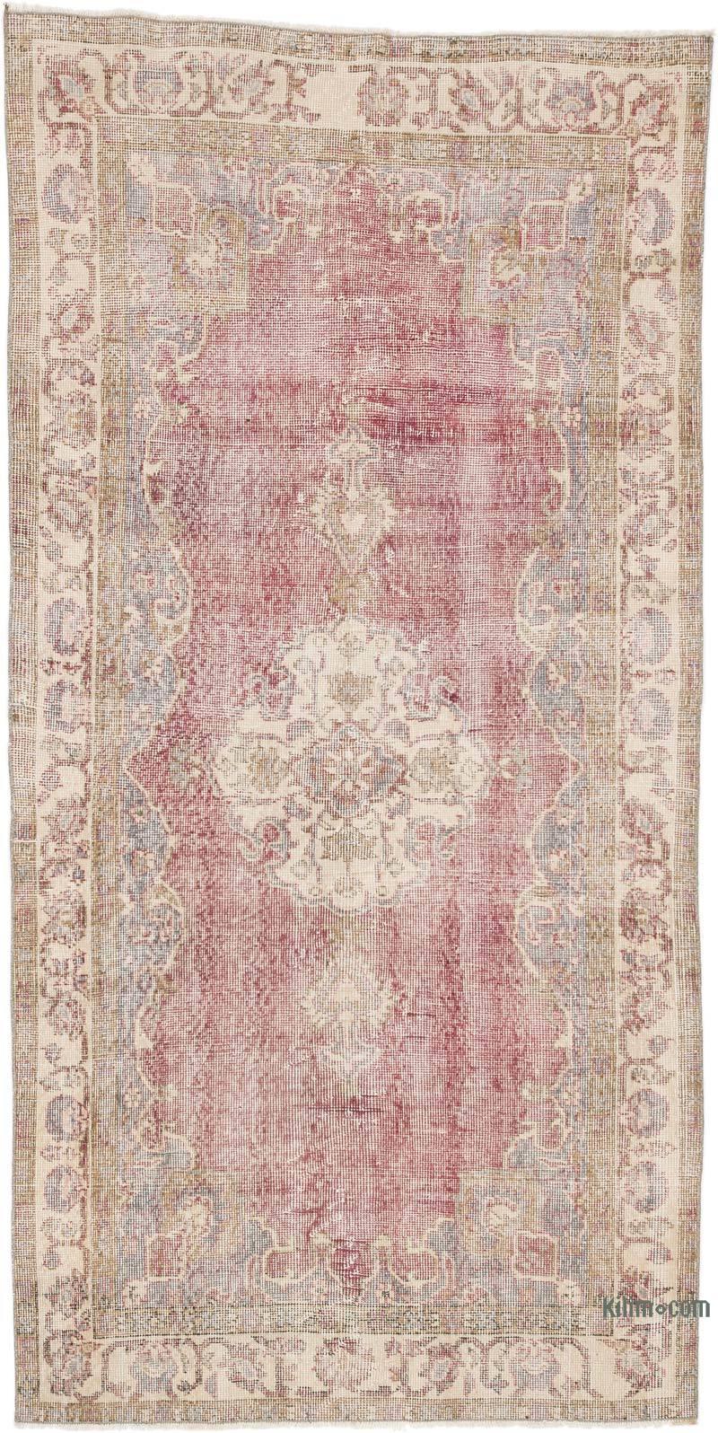Alfombra Turca Vintage - 111 cm x 225 cm - K0056811