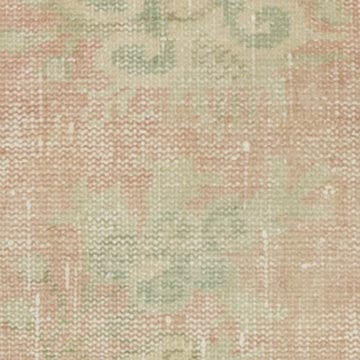"""Vintage Turkish Hand-Knotted Runner - 1' 10"""" x 9' 7"""" (22 in. x 115 in.) - K0056817"""