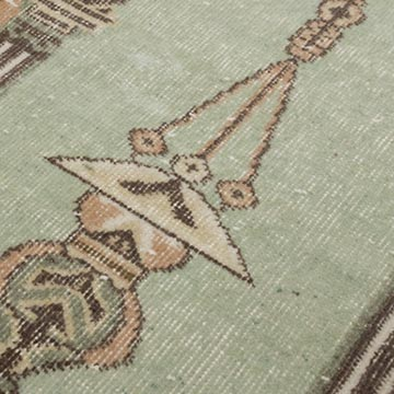 """Vintage Turkish Hand-Knotted Rug - 2' 8"""" x 3' 10"""" (32 in. x 46 in.) - K0056862"""