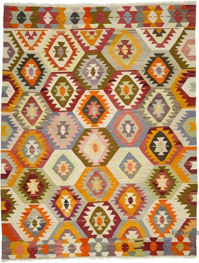 Yeni Kök Boya El Dokuma Kilim - 261 cm x 342 cm