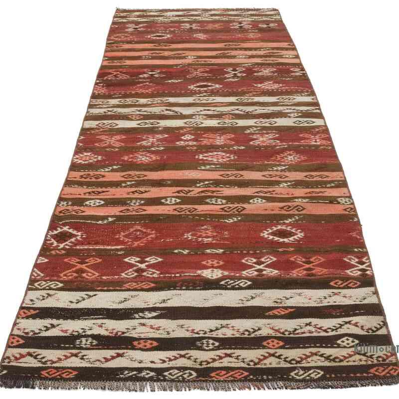 Corredor Vintage Anatolian Kilim - 87 cm x 250 cm - K0056926