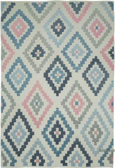 """New Hand-Knotted Rug - 9'  x 13' 3"""" (108 in. x 159 in.)"""