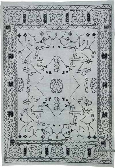 """New Hand-Knotted Rug - 9' 11"""" x 14' 3"""" (119 in. x 171 in.)"""