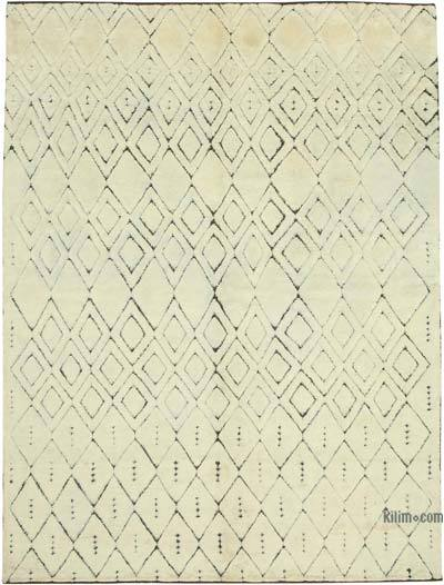 """New Hand-Knotted Rug - 8' 9"""" x 11' 9"""" (105 in. x 141 in.)"""