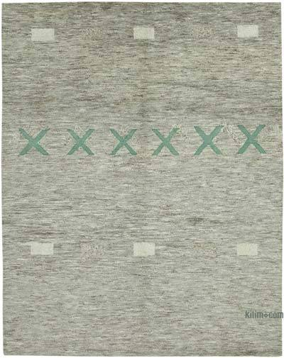 """New Hand-Knotted Rug - 7' 9"""" x 9' 9"""" (93 in. x 117 in.)"""