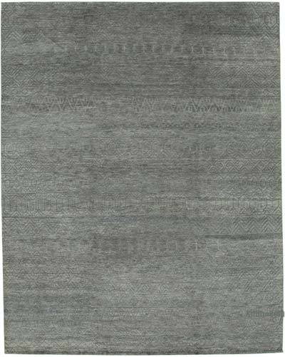 """New Hand-Knotted Rug - 10' 1"""" x 13' 10"""" (121 in. x 166 in.)"""